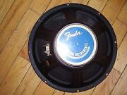 Vintage Fender Speaker