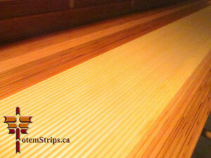 Cedar Strips for SUP's(paddleboards),canoes,kayaks & rowboats