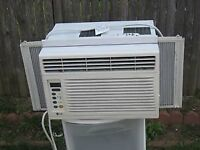 LG windows air conditioner 10.000 BUT  like brand new