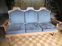 Set de salon vintage