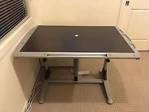 Office Desk with adjustable heigh Merrimac Gold Coast City Preview