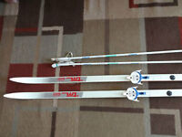 Cross country skis Elan / Ski de fond Elan