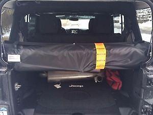 Brand new mopar soft top for 4 door jk wrangler