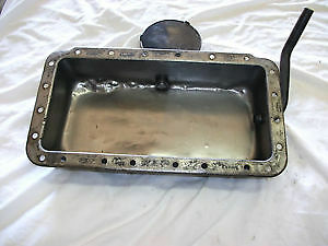 Buick Dynaflow Oil Pan