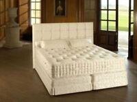 Relyon Grandee 2400 Pocket Sprung Divan Bed