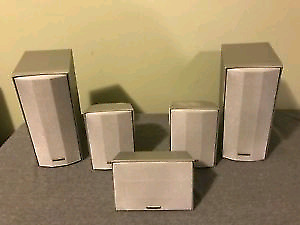 Pioneer 5 Speaker Home Theater System