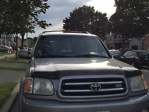 2002 Toyota Sequoia, LIMITED 4x4,  4.7L V8