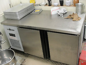 Stainless cooler / Refrigerator Working Table