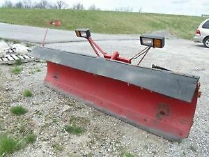 Wanted- used plow for dodge ram 3500