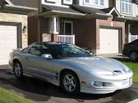 FIREBIRD with T-TOPS – IMMACULATE CONDITION & LOW KM!!