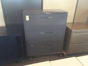 Used 3 Drawer Lateral Filing Cabinets - Starting at $149.00