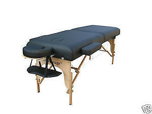 Portable Massage Table Tattoo Reiki Spa Reflexology BRAND NEW!