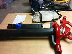 Leaf Blower and Mulcher - Toro Ultra 3-in-1 Electric Blower Vac