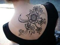 Bridal Henna / Henna body artist / Henna tattoos & custom work!!