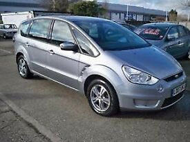 LATE 2008 FORD S MAX TDCI 7 SEATER SIX SPEED ( CHOISE TWO ) !!!