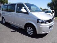 Vw Transporter 9 seater with driver plus can transform into box vehicle