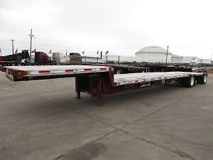 2007 Fontaine Infinity 48ft Drop Deck Trailer