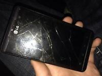 (Broken Screen) LG Optimus Android 3D STEREOSCOPIC HDMI