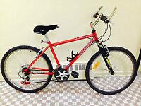 Bicyclette (13 vitesses pour adulte), pour 70 $