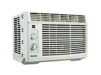 Danby Window Air Conditioner 5000 BTU's