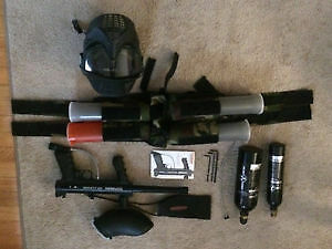 Tippman 98 custom! Great working condiiton, barely used. Deal!!