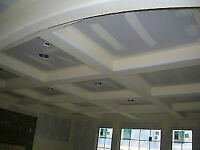 DRYWALL FINISHER 18 YEARS repairs fire patches water flood mold
