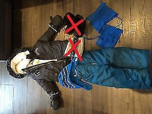 PRICE REDUCED - Snow suit 18 months