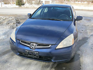 2003 Honda Accord 4 Door Etested