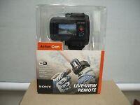 BNIB Sony Live View Remote for Action Cam, Nex, Alpha