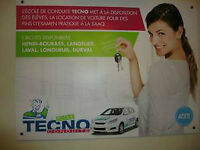 GRAND SPECIAL TECNOCONDUITE (514)376 2222