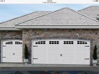 Garage door installation/repair