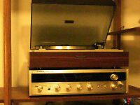 Vintage Stereo System package