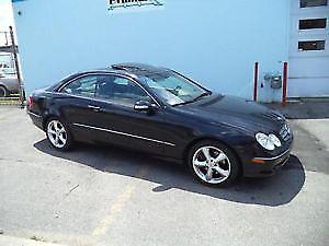 a vendre mercedese amg 500 amg 2004