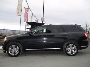 2015 Dodge Durango Black SUV, Crossover