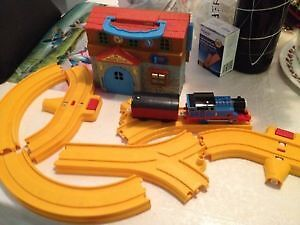 Thomas train set. AVAILABLE