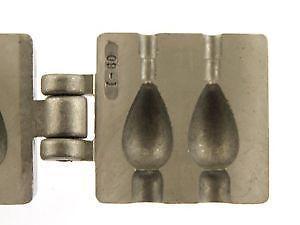 Aluminum mold ebay for Aluminum molds for fishing