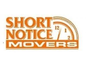 NIAGARA MOVERS*$35/hr/mover + Any size truck Call @ 905 233 2195