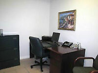 OFFICE RENTAL AVAILABLE IMMEDIATELY