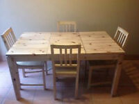 Dining room table or Craft Table