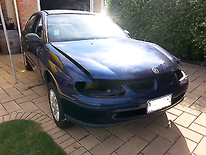 WANTED VT or VX Holden Commodore Shell / Body