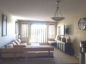 Open Space 2 bedroom + den CONDO in Sherwood Park for rent