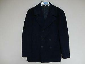 Vintage Pea Coat   eBay