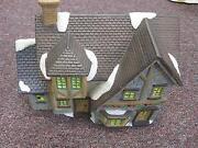 Ceramic Christmas Village