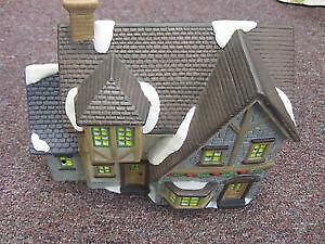 Ceramic Christmas Village Ebay