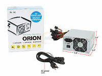 Orion HP585DB 585W Power Supply Neuf - Power Cord Included