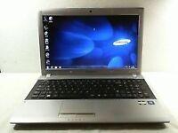 Samsung RV515 AMD E-450 500GB HDD 4GB RAM Windows 7 Laptop