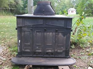 Franklin Fireplace/woodstove wanted