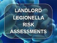 Residential Property Legionella Risk Assessments for Landlords *£49*