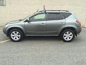 Nissan murano SL 2007 perfect condition