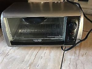 Brand New Black and Decker Toaster Oven